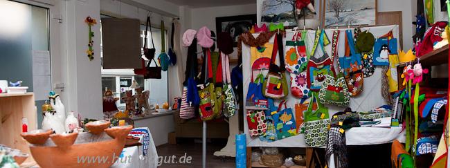 Weihnachtsmarkt im Atelier von Susann Starke
