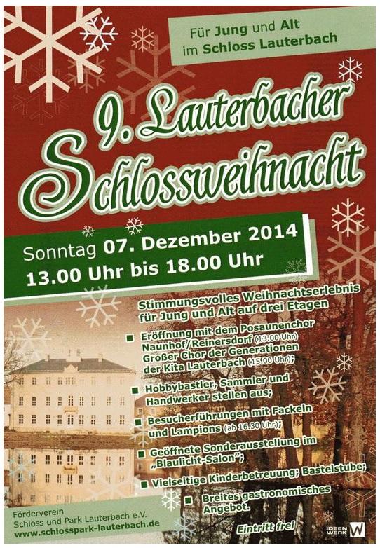 9.Lauterbacher-Schlossweihnacht